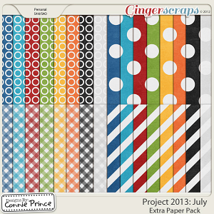Project 2013: July - Extra Papers