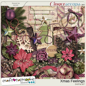 Xmas Feelings by Craft-tastrophic