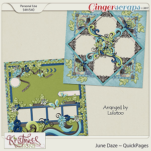 June Daze QuickPages