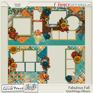 Fabulous Fall - QuickPage Album