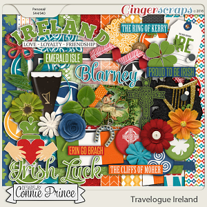 Travelogue Ireland - Kit