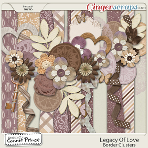 Legacy Of Love - Border Clusters