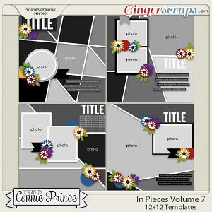 In Pieces Volume 7 - 12x12 Temps (CU Ok)