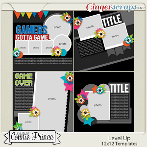 Level Up - 12x12 Temps (CU Ok)