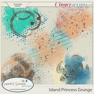 Island Princess Grunge