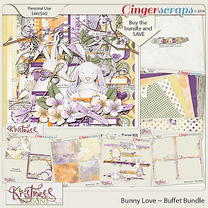 Bunny Love Buffet Bundle