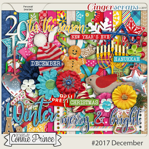 #2017 December - Kit by Connie Prince