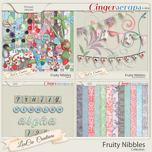 Fruity Nibbles Collection