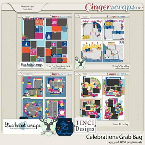 Celebrations Grab Bag