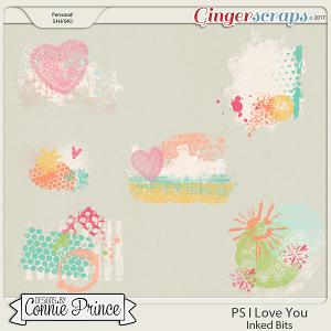 PS..I Love You - Inked Bits