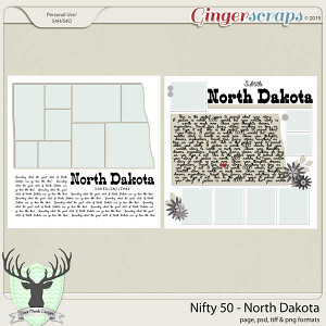 Nifty 50: North Dakota