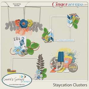 Staycation Clusters
