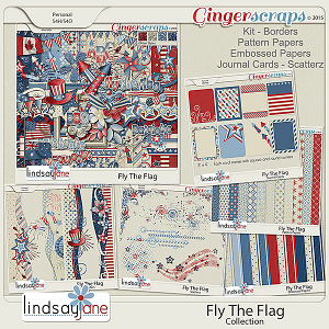 Fly The Flag Collection by Lindsay Jane