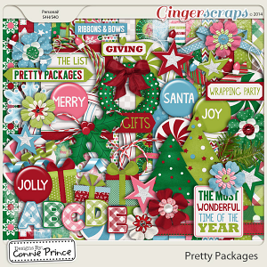 Pretty Packages - Kit