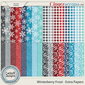 Winterberry Frost - Extra Papers