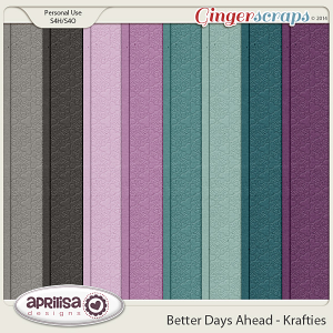 Better Days Ahead - Krafties