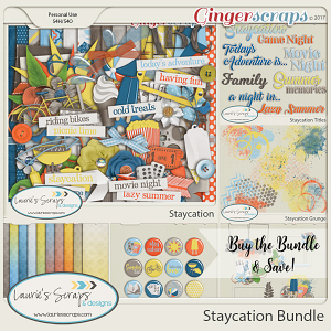 Staycation Bundle