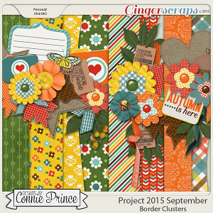 Project 2015 September - Border Clusters