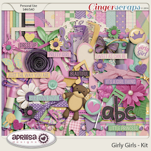 Girly Girls - Kit