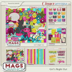 Girls' Night Out BUNDLE