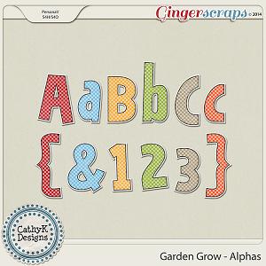 Garden Grow - Alphas