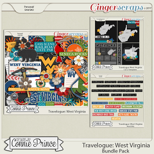 Travelogue West Virginia - Bundle Pack