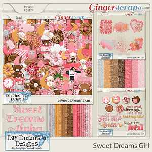 Sweet Dreams Girl {Bundle Collection} by Day Dreams 'n Designs