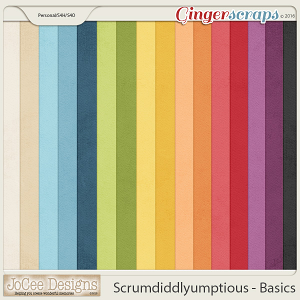 Scrumdiddlyumptious Basic Papers