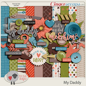 My Daddy Kit by Luv Ewe Designs