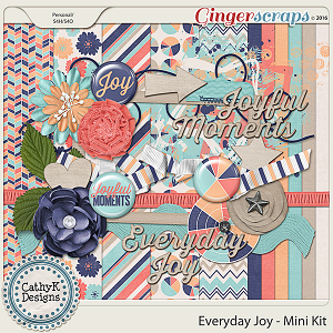 Everyday Joy - Mini Kit
