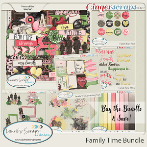 Family Time Bundle