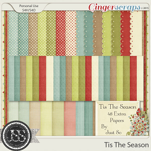 Tis The Season Pattern Papers