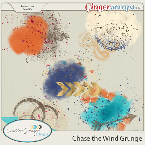 Chase The Wind Grunge