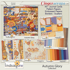 Autumn Glory Collection by Lindsay Jane