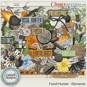 Fossil Hunter - Elements