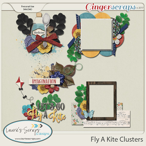 Fly a Kite Kit Clusters