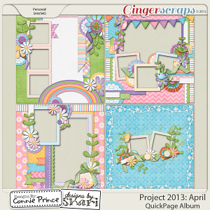 Project 2013: April - QuickPages