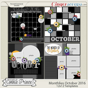 Monthlies October - 12x12 Temps (CU Ok)
