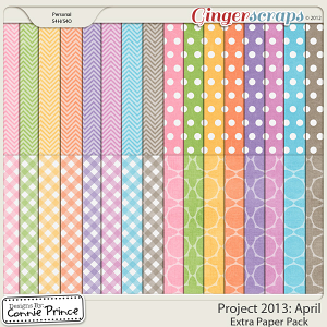 Project 2013: April - Extra Papers