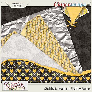 Shabby Romance Shabby Papers
