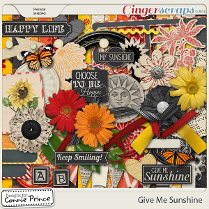 Retiring Soon - Give Me Sunshine - Kit