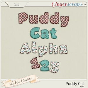 Puddy Cat Alpha