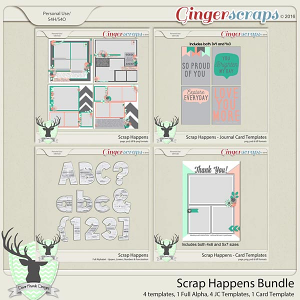 Scrap Happens Bundle