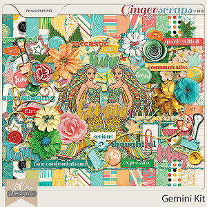 Gemini Kit by JoCee Designs