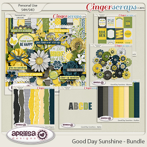 Good Day Sunshine - Bundle by Aprilisa Designs