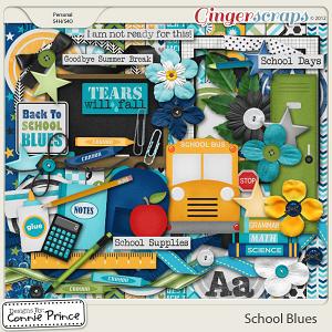 Retiring Soon - School Blues - Kit