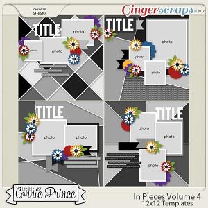 In Pieces Volume 4 - 12x12 Temps (CU Ok)