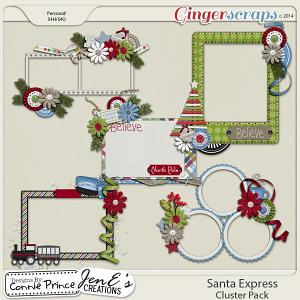 Santa Express - Cluster Pack