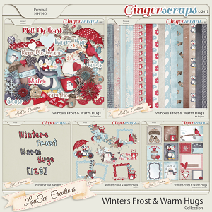 Winter's Frost and Warm Hugs Collection