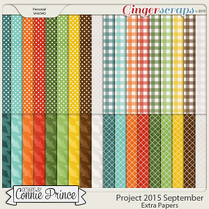 Project 2015 September - Extra Papers